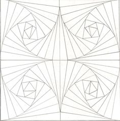 1000+ images about optische illusie/geometrie on Pinterest