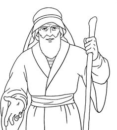 1000+ images about Bible story coloring pages on Pinterest