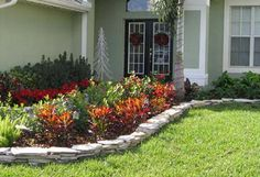 landscaping ideas central florida