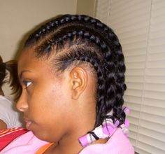 Have You Been Transitioning From Relax To Natural Hair And Was
