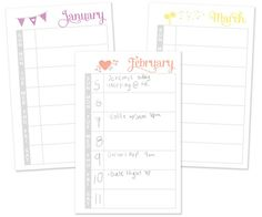 Weekly planner, Weekly planner printable and Planners on