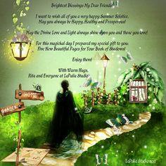Happy Litha - Pagan