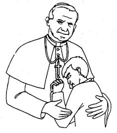 Easter Vigil / Holy Saturday Catholic Coloring Page for