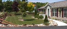 landscaping ideas doublewides