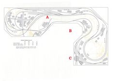 Model train layouts, Model train and The white on Pinterest