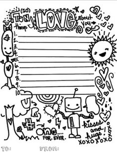 Related coloring pagesValentine's Day ColoringValentine's
