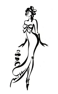 Bridal Silhouette Vector Download Wedding Silhouette