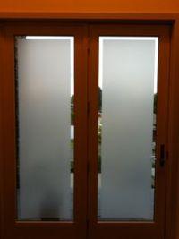 front door, frosted glass panels | Doors | Pinterest ...