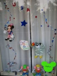 Disney Window Resort Decoration on Pinterest   Disney ...