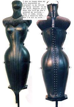 corset punishment