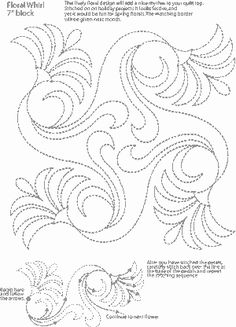 Applique patterns, Hummingbirds and Quilt patterns on