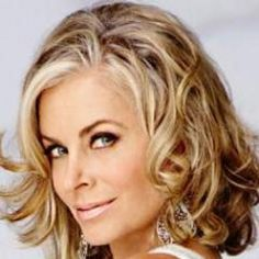Eileen Davidson Hairstyle Hair And Beauty Pinterest