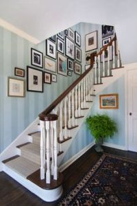 Stairs on Pinterest | Staircases, Stair Runners and Foyers