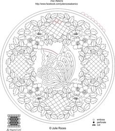 1000+ images about Pergamano and Parchment designs on