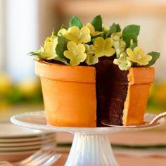 Flower Garden Cake Ideas Flower Garden Cake Creative Cakes