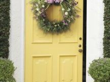 1000+ ideas about Yellow Doors on Pinterest | Red Doors ...