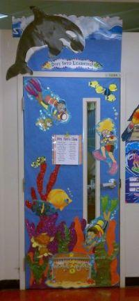 Classroom Door Decorations | Classroom Ideas / Beginning ...