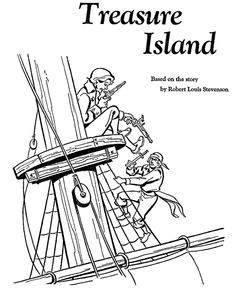 What's your pirate name? For Treasure Island Book Club
