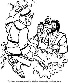 1000+ images about Bible: Jesus & Zacchaeus on Pinterest