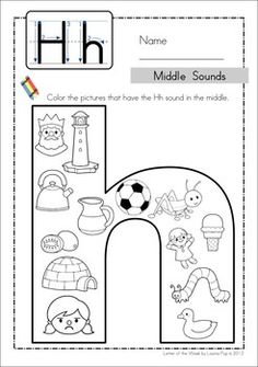 1000+ images about pre k and k worksheets on Pinterest