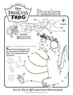 Activities, Princesses and Frogs on Pinterest