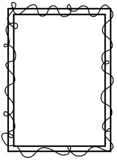 Printable 70s border. Use the border in Microsoft Word or
