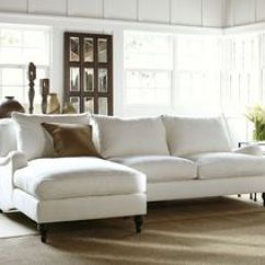 Buchanan Sofa Cover Small Sofas For Toddlers Carlisle Upholstered | Pottery Barn Love The ...