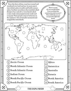 1000+ ideas about Continents And Oceans on Pinterest