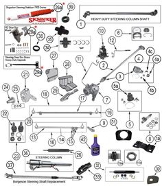 Suspension Parts for Jeep CJ5, CJ7 & CJ8 Scrambler at