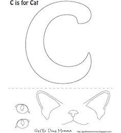 letter-m-mouse-craft-template.gif 814×1,054 pixels