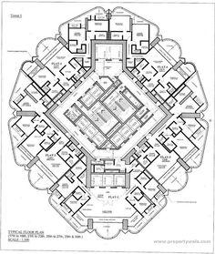 Nursing unit floor plan at mount washington pediatric