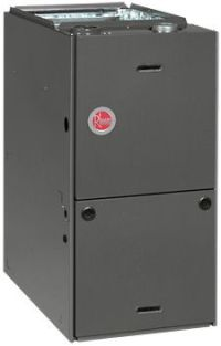 Ruud high efficiency gas furnaces make your heating