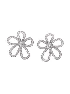 Apm monaco, Monaco and Rose gold earrings on Pinterest