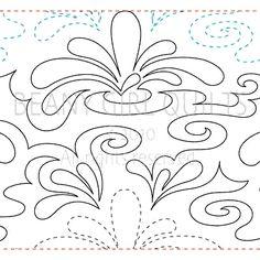 1000+ images about Quilt Pantographs on Pinterest