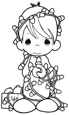 1000+ images about precious moments coloring page on