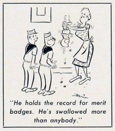 1000+ images about Scouting Cartoons on Pinterest