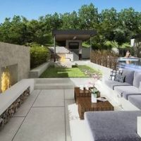 1000+ images about Concrete Patio on Pinterest