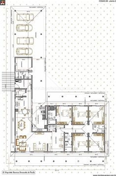 The Elms: 1st & 2nd floor plan. I found this on Tyler Y