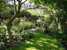 Victorian Terraced House Home Pinterest Gardens Small