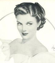 1000 1940s hair styles