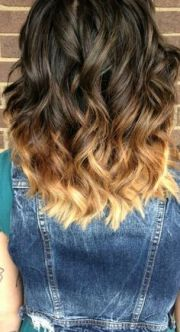 30 Ombre Mid Length Hairstyles Pinterest Hairstyles Ideas Walk