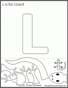 1000+ images about Education---Letter L on Pinterest