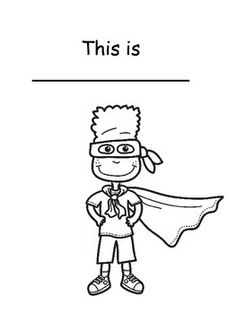 Superhero, Poem and Mother's day on Pinterest