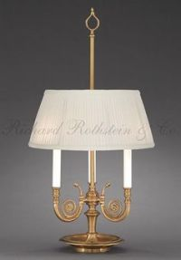 1000+ images about Bouillotte Lamp/Chandelier on Pinterest