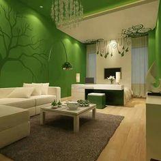 Dekorasi Ruang Tamu Rumah Teres Setingkat Cantik Idaman
