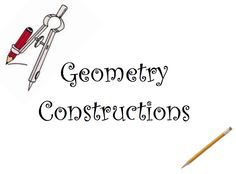 1000+ images about Geometry constructions on Pinterest