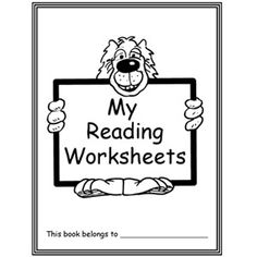1000+ images about Reading Worksheets on Pinterest