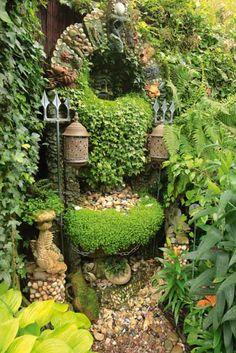 Enchanted Garden Wallpapers Enchanted Gardens Pinterest