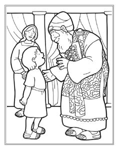 Coloring pages, Bible stories and Coloring pages for kids