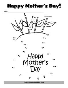 1000+ images about Mother's Day/Kindergarten Work on